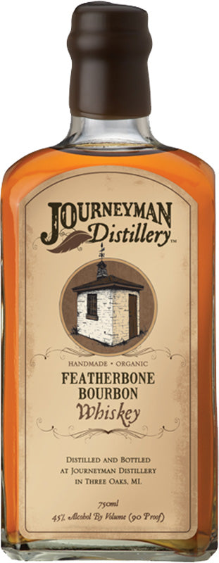Featherbone Bourbon Whiskey