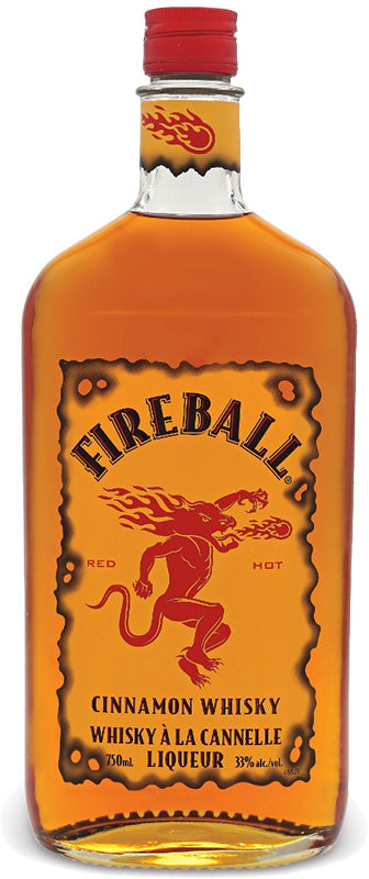 Load image into Gallery viewer, Fireball Cinnamon Whisky 375ml