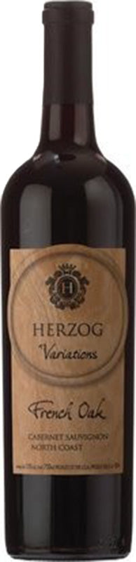Load image into Gallery viewer, Herzog Variations French Oak Cabernet Sauvignon