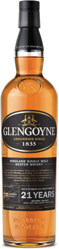 Load image into Gallery viewer, Glengoyne 21 Year Old Single Highland Malt Scotch Whisky