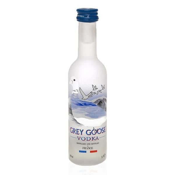 Grey Goose Vodka 50ml Mini Bottle