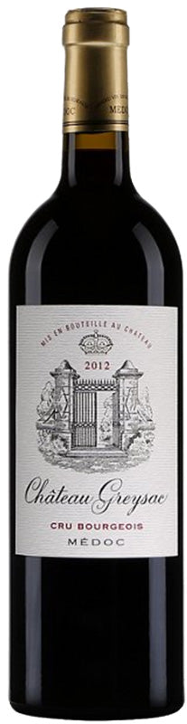 Chateau Greysac 750ml