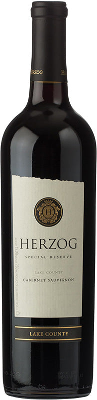 Load image into Gallery viewer, Herzog Special Reserve Lake County Cabernet Sauvignon
