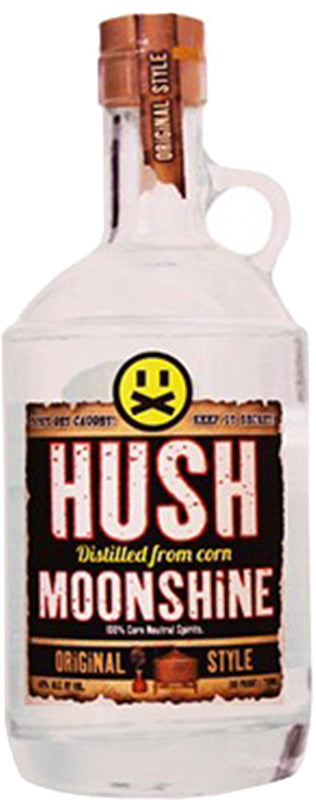 Hush Moonshine Original Whiskey