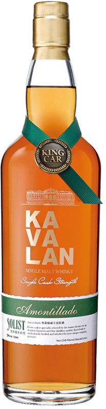 Kavalan Amontillado Single Cask Strength