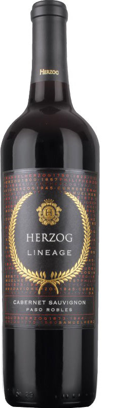 Load image into Gallery viewer, Herzog Lineage Cabernet Sauvignon