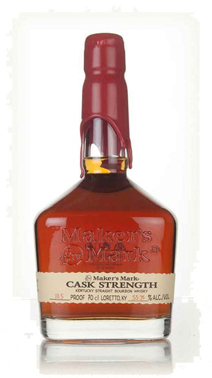 Load image into Gallery viewer, Maker's Mark Cask Strength Bourbon Whisky 375ml