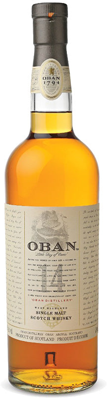 Load image into Gallery viewer, Oban 14 Year Old Single Malt Scotch Whisky