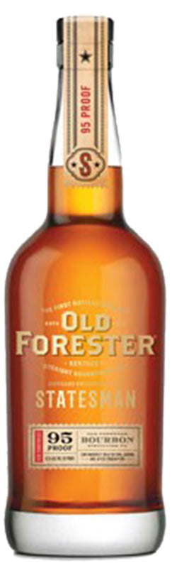 Old Forester Statesman 95 Proof