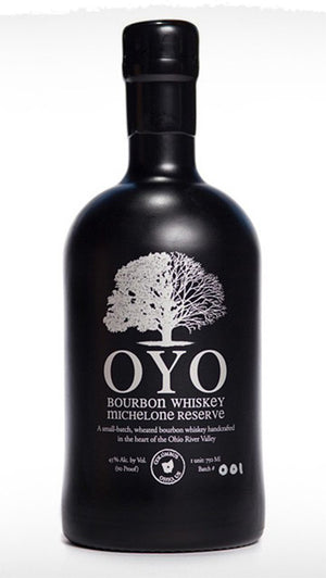 OYO Bourbon Whiskey, Michelone Reserve