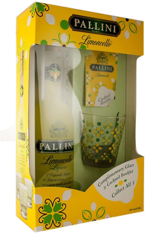 Load image into Gallery viewer, Pallini Limoncello Gift Set