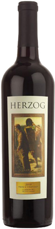Herzog Limited Edition Petite Sirah, Prince Vineyard