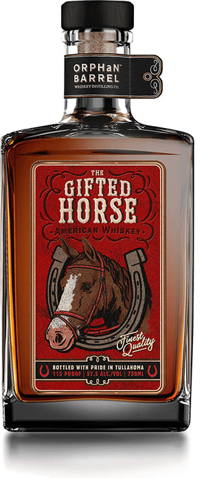 The Gfted Horse American Whiskey