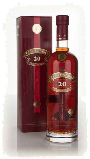 Ron Centenario 20 Year Old Limited Edition Rum