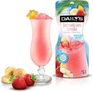 Daily's Jamaican Smile Frozen Pouch 10oz