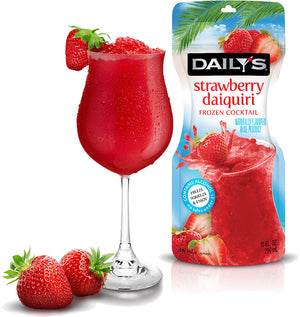 Daily's Strawberry Daiquiri Frozen Pouch 10oz