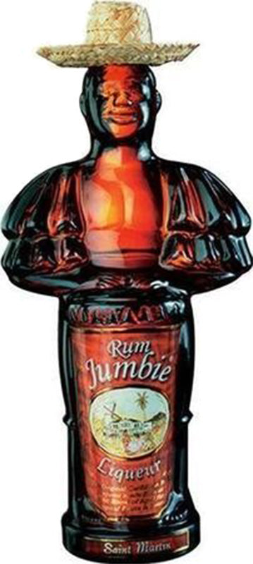 Load image into Gallery viewer, Rum Jumbie Figurine Liqueur