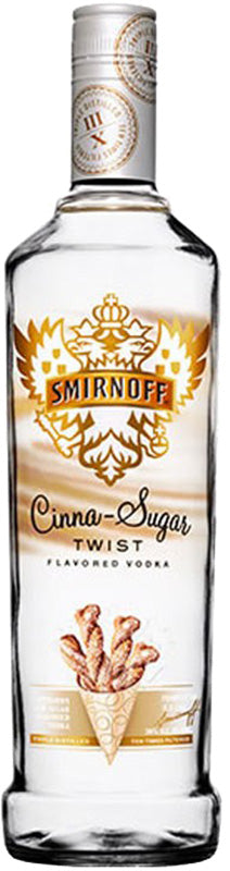 Smirnoff Cinna- Sugar Twist Vodka 1L