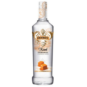 Smirnoff Kissed Caramel Vodka