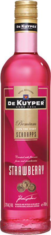 Load image into Gallery viewer, Dekuyper Strawberry Liqueur