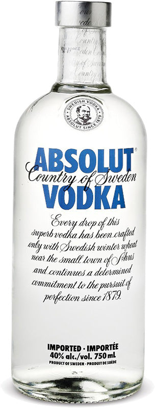 Load image into Gallery viewer, Absolut Vodka 200ml