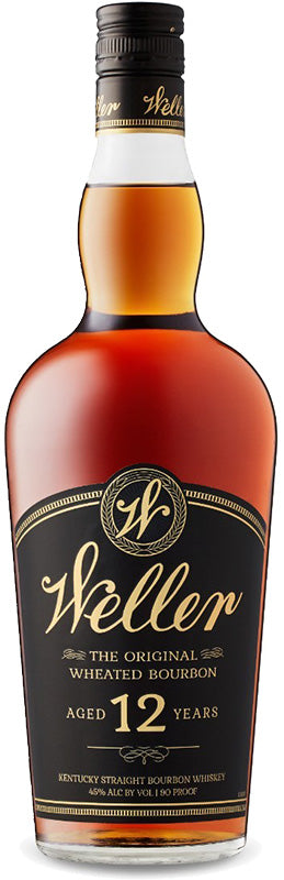 Load image into Gallery viewer, W. L. Weller 12-Year-Old Kentucky Straight Bourbon