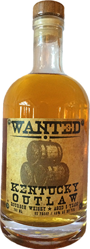 Wadelyn Ranch Outlaw Kentucky Straight Bourbon Whiskey