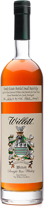Load image into Gallery viewer, Willett Family Estate 6 Year Old Rye Barrel 145
