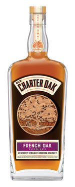 Old Charter Oak French Oak Kentucky Straight Bourbon Whiskey