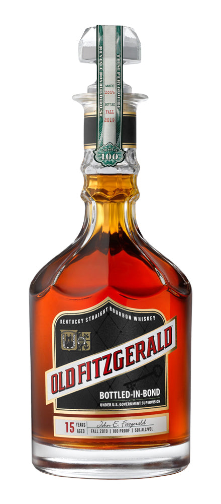 Old Fitzgerald 15 Year Old Bottled in Bond Kentucky Straight Bourbon Whiskey