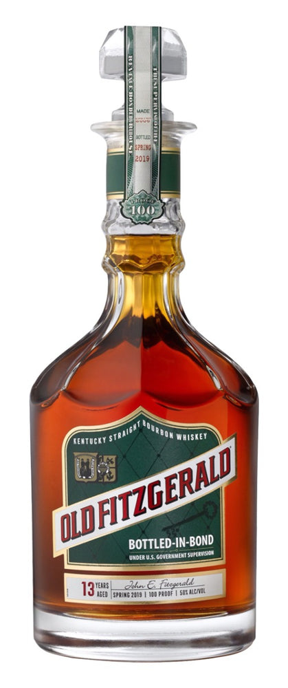 Old Fitzgerald Bottled-In-Bond 13 Year Old Kentucky Straight Bourbon Whiskey