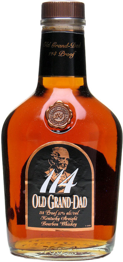 Old Grand Dad 114 Kentucky Straight Bourbon Whiskey