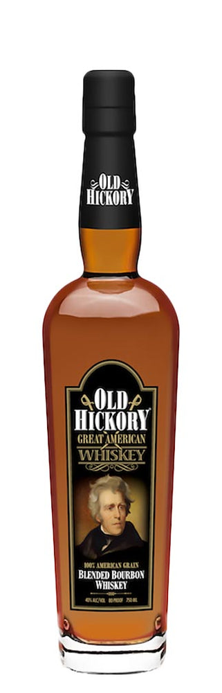 Old Hickory Blended Bourbon Whiskey