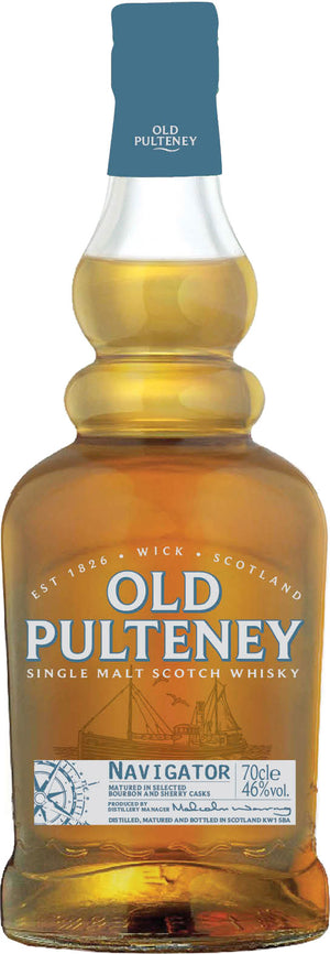 Load image into Gallery viewer, Old Pulteney Navigator Limited Edition Single Malt Scotch Whisky