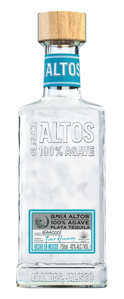 Load image into Gallery viewer, Olmeca Altos Tequila Plata