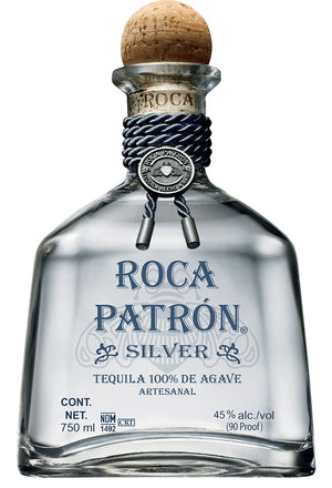Load image into Gallery viewer, Roca Patron Silver Tequila