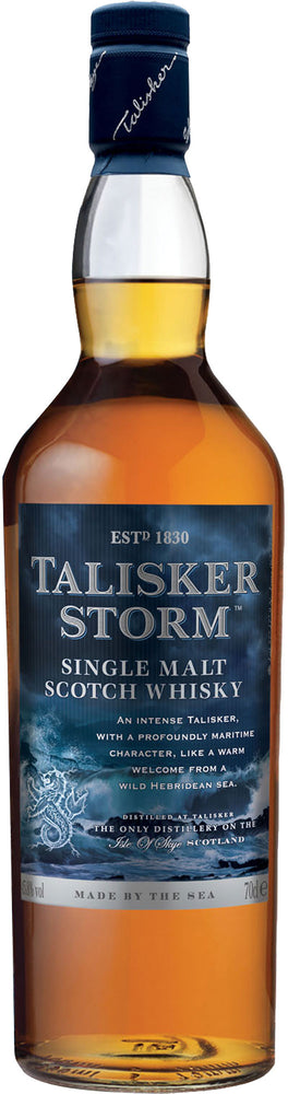 Talisker Storm Single Malt Scotch Whisky