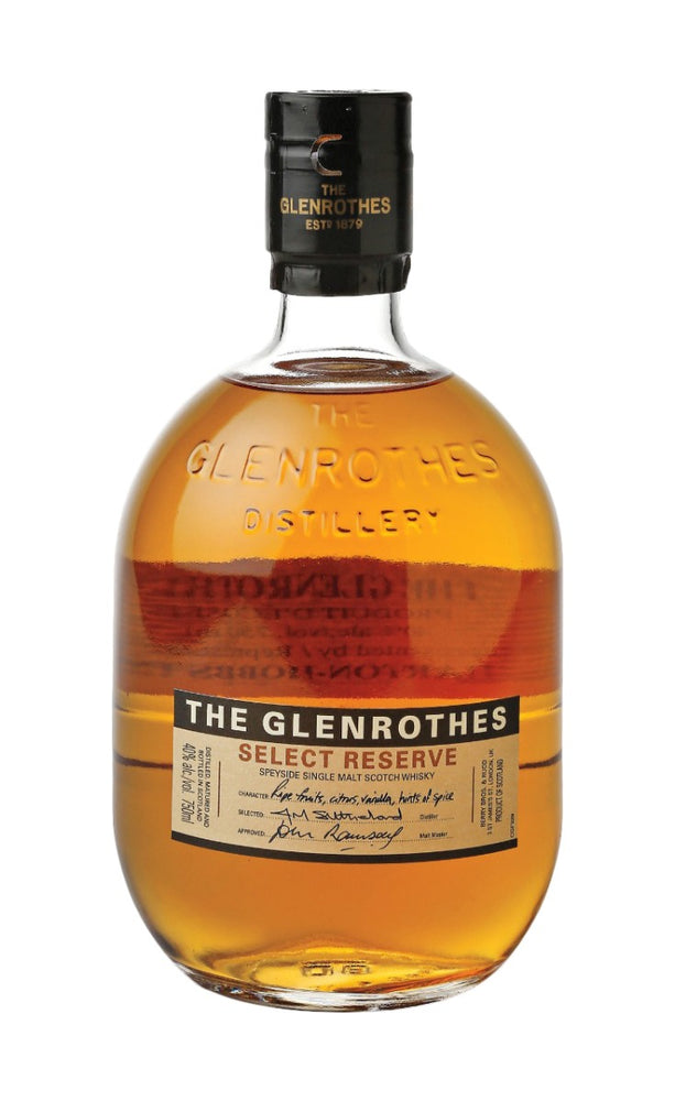 The Glenrothes Select Cask Reserve Scotch Whisky