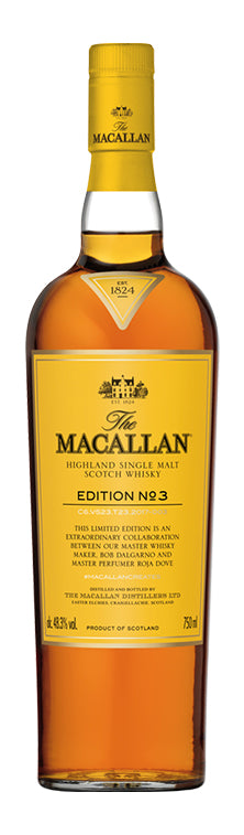 Load image into Gallery viewer, The Macallan Edition No. 3 Single Malt Scotch Whisky