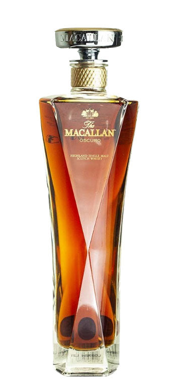 The Macallan Oscuro Single Malt Scotch Whisky