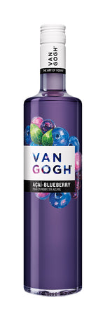 Van Gogh Acai Blueberry Vodka