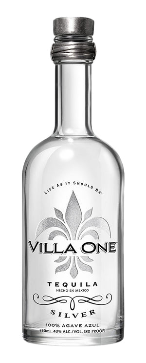Load image into Gallery viewer, Villa One Silver Tequila