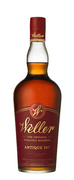 Old Weller Antique 107 Original Wheated Straight Bourbon Whiskey