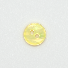 Load image into Gallery viewer, (3 pieces set) 10mm Mother of Pearl (DTM Yellow)