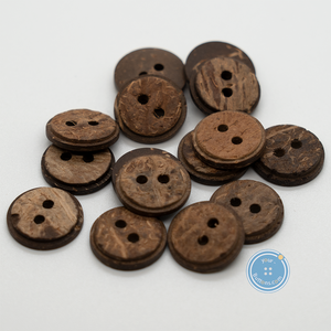 (3 pieces set) 15mm 2hole Sewing button