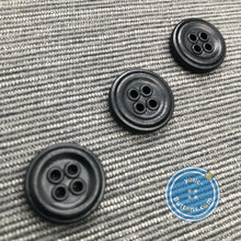 Load image into Gallery viewer, (2 pieces set) Real leather button with eyelet
