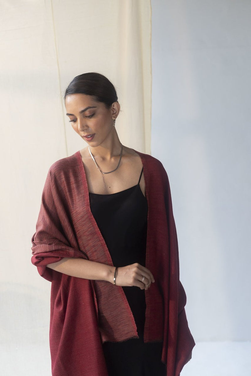 Amour Cashmere Shawl - Veaves