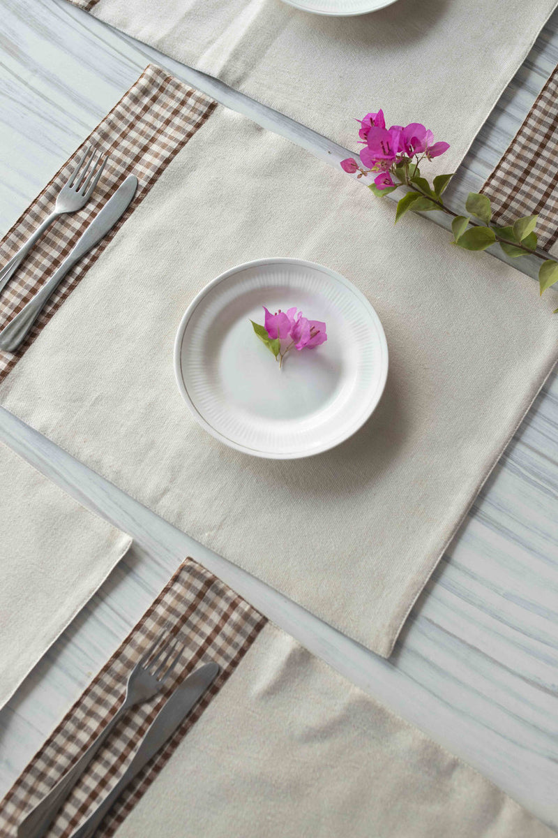 Irenic- Table Mats Set Of 8 Pcs