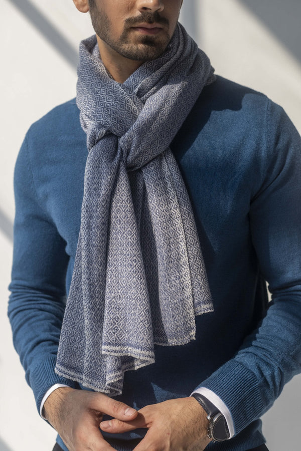 Ukiyo Soft Wool Stole - Veaves