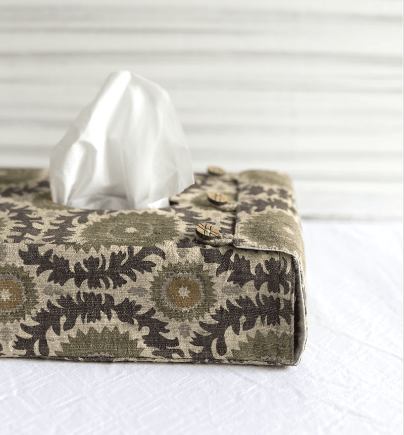 Floria Tissue Box - Veaves